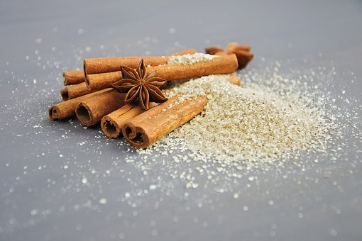 Cinnamon, Spices, Anise, Ingredients