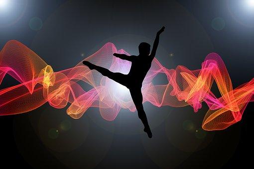 Ballet, Bailarines, Macho, Rendimiento
