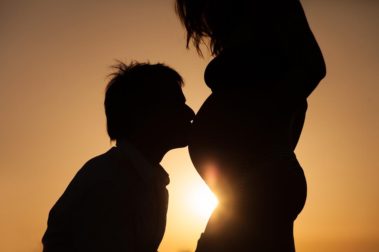 妊娠, 愛, 妊娠中, 母, 赤ちゃん, 腹, 幸せ, 期待, 親であること, 家族