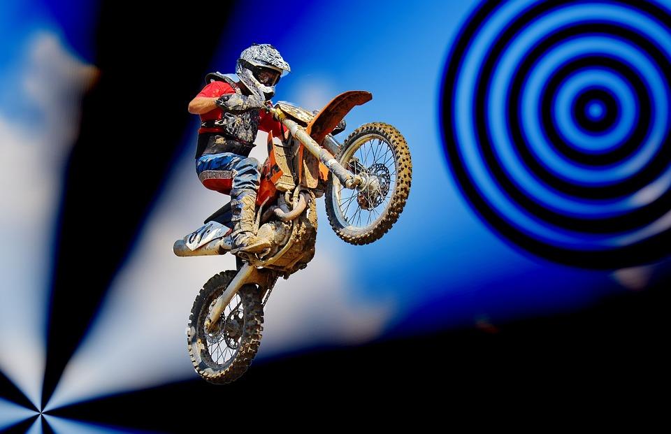 motocross l'etre humain