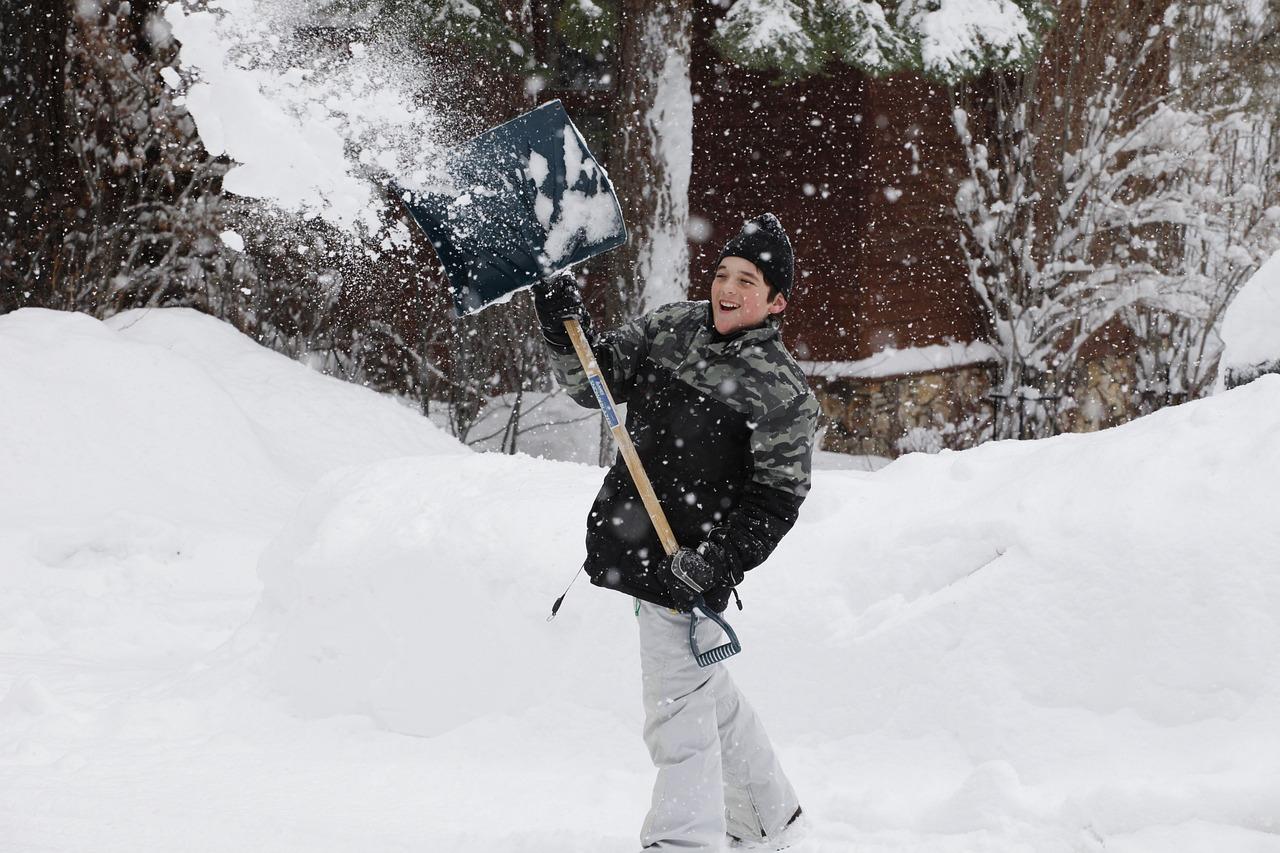 Snow Shovel Winter - Free photo on Pixabay