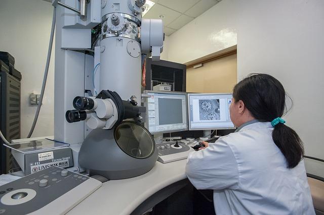 Free Photo Transmission Electron Microscope Free Image