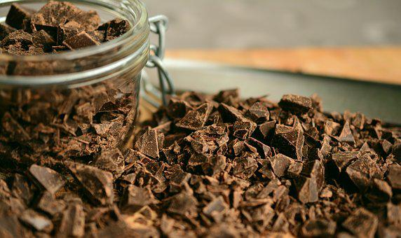 Chocolate, Shaving, Chopped Chocolate