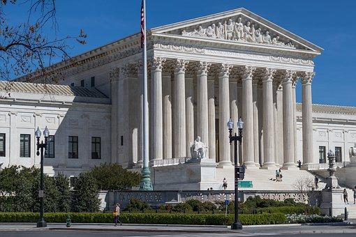 Us Supreme Court Building Washington Dc Go