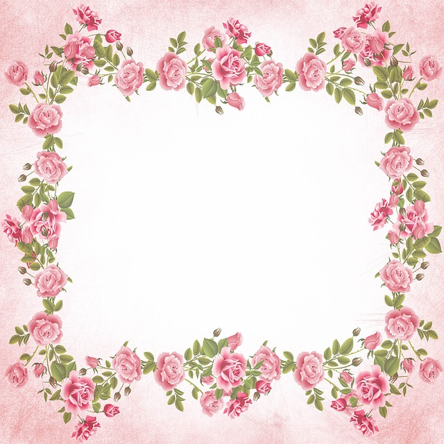 Ilustración Gratis: Rosas, Rosa Scrapbook, Fondo