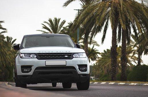Range Rover, Land Rover, Var, Gamme