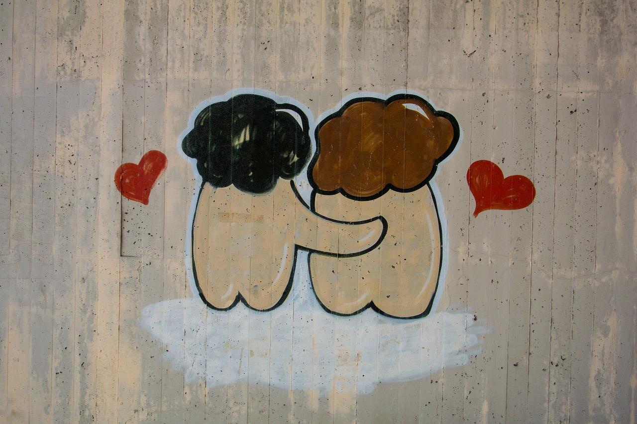 доставка фотообои красивое граффити о любви фото зарукавья ткали или