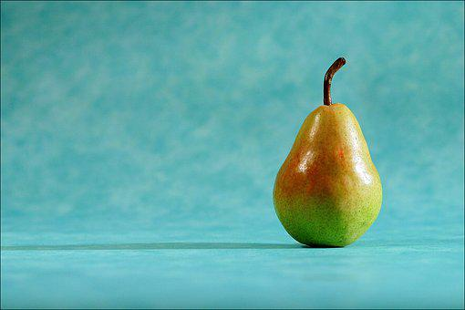Pear, Light, Shallow, Depth Of Field