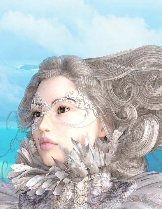 Ice Queen Woman Fantasy 183 Free Image On Pixabay