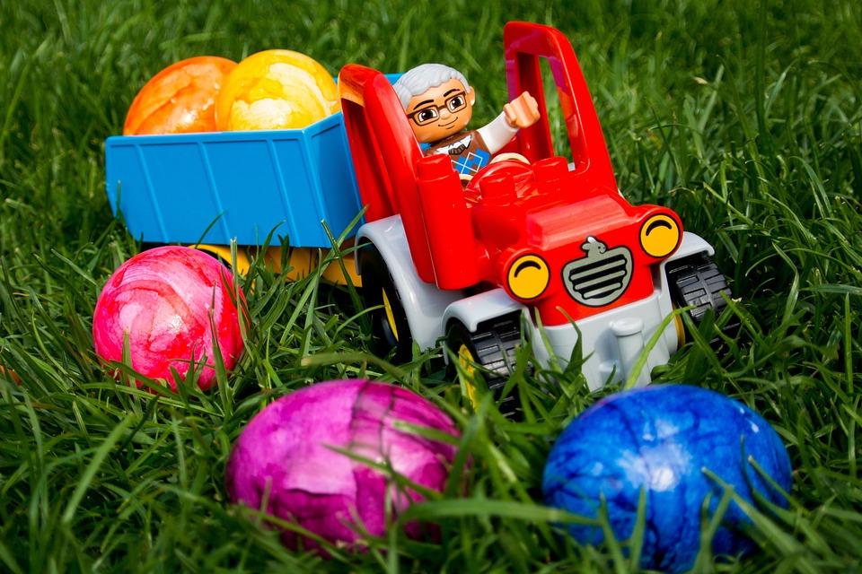 Easter Egg Lego Free Photo On Pixabay