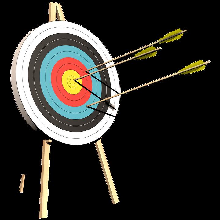 Archery Target Arrows Free Image On Pixabay