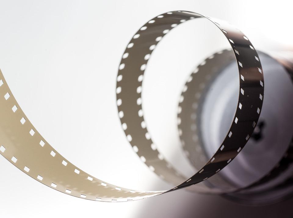 映画, 映画館, リール, レトロ, エンターテイメント, 古い, ビンテージ, ビデオ, 写真, 運動