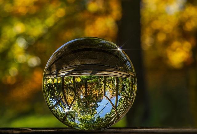 Glass Ball Crystal 183 Free Photo On Pixabay