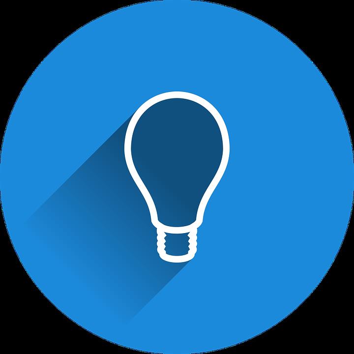 Light Bulb, Idea, Incidence, Pear, Light, Lighting