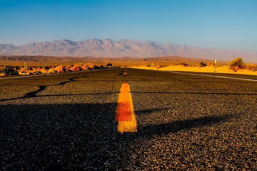 Death Valley, California, Landscape