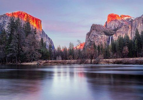 Yosemite, National Park, California
