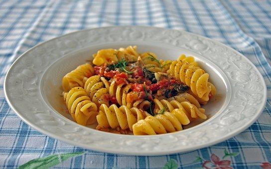 Fusilloni, Pasta, Italy, Italian Cuisine
