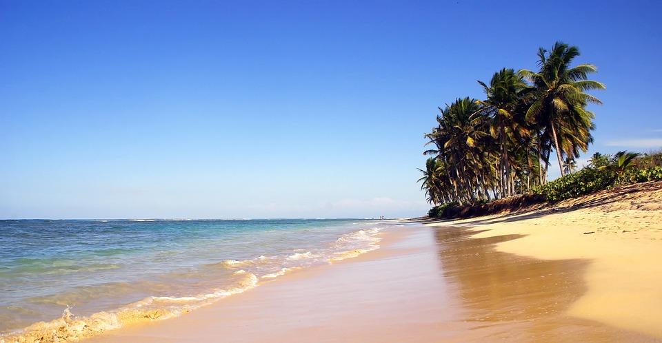 Repubblica Dominicana, Punta Cana, Spiaggia