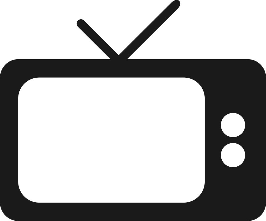 television tv screen lcd free vector graphic on pixabay