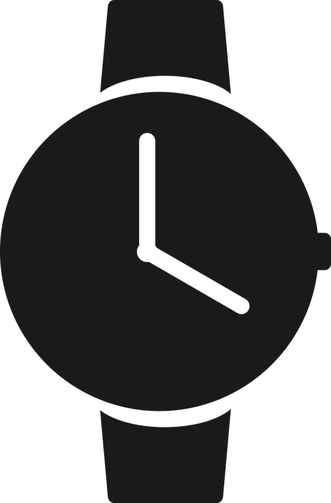 Watch Time Luxury - Free vector graphic on Pixabay