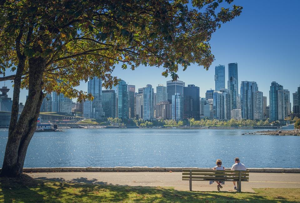 バンクーバー カナダ スタンレーパーク - Pixabayの無料写真