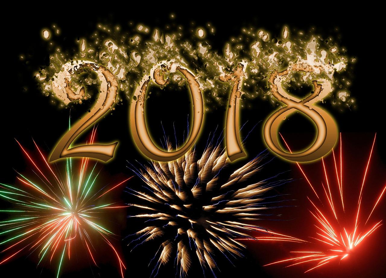 Поздравление к 2018 году фото