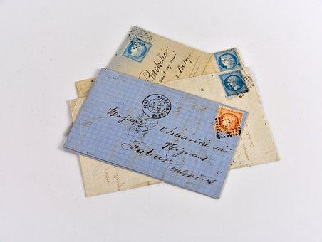 Vieilles Lettres, Courrier