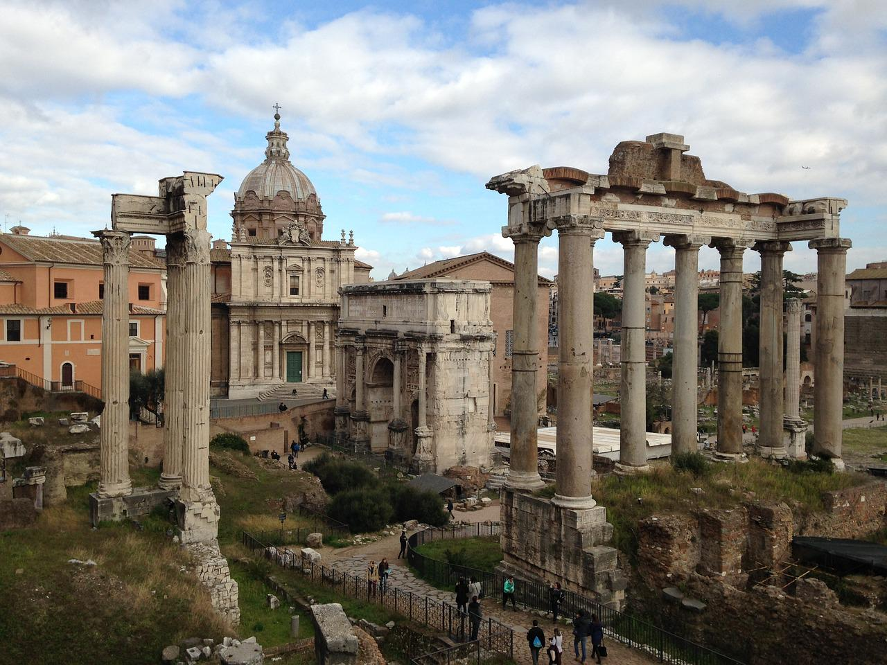 Римские храмы картинки