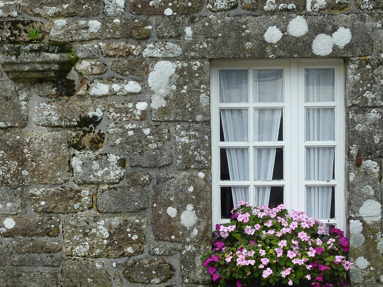 Фото красивых старинных окон