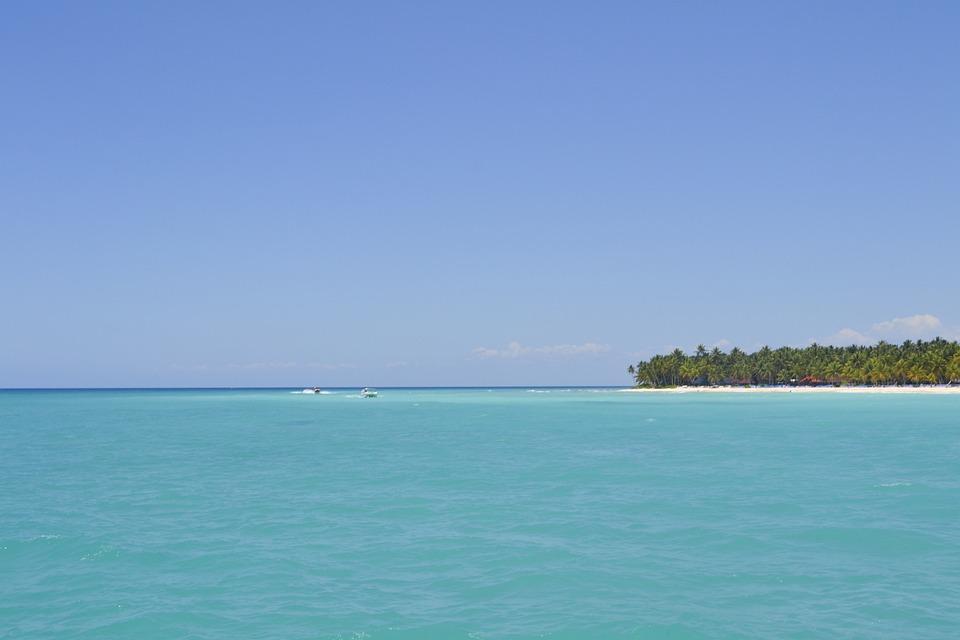 Île De, Saona, L'Île De Saona, République Dominicaine