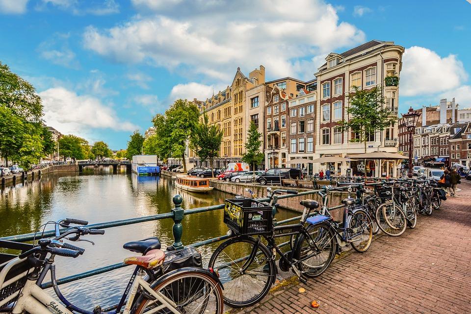 Resultado de imagen de AMSTERDAM