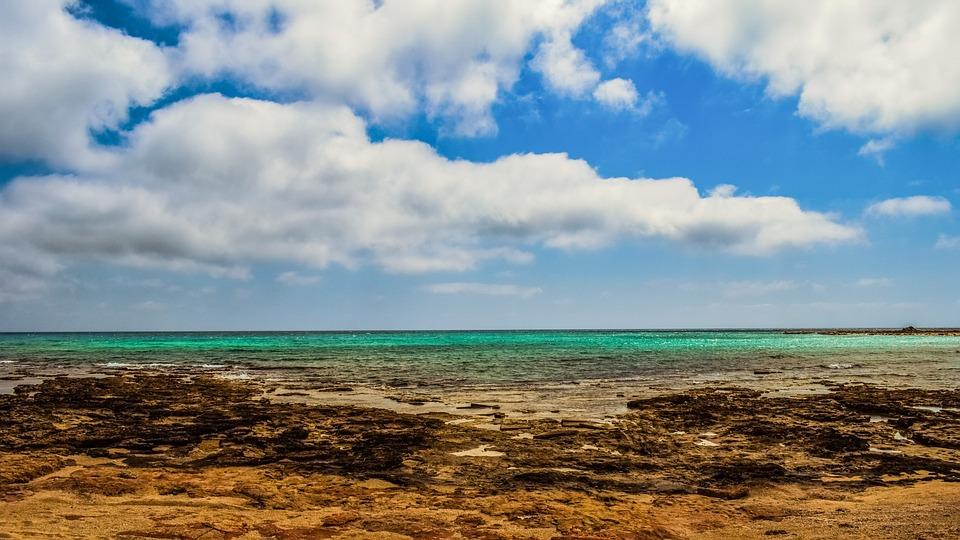 Foto gratis: Playa, Arena, Mar, Cielo, Nube - Imagen gratis en ...
