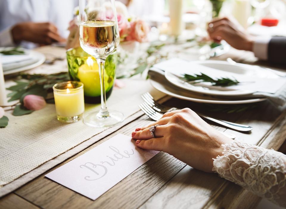 Adult, Beautiful, Bride, Card, Celebrate, Celebration