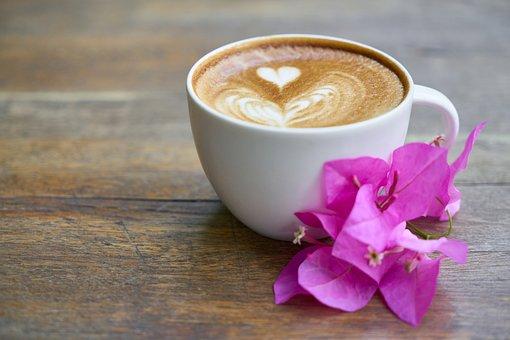 Caffè, Tabella, Cibo, Bere, Sfondo