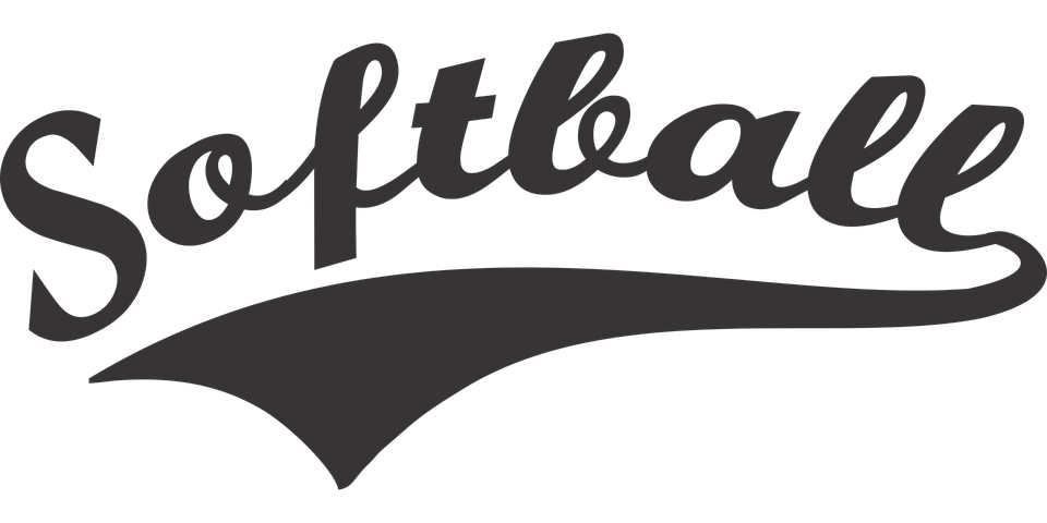 Softball Tail Sport · Free Vector Graphic On Pixabay