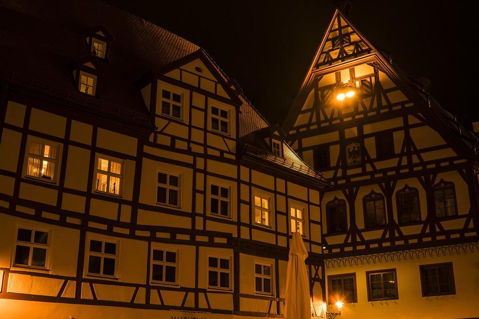 night photograph long exposure lights night & Night Photograph Long Exposure · Free photo on Pixabay