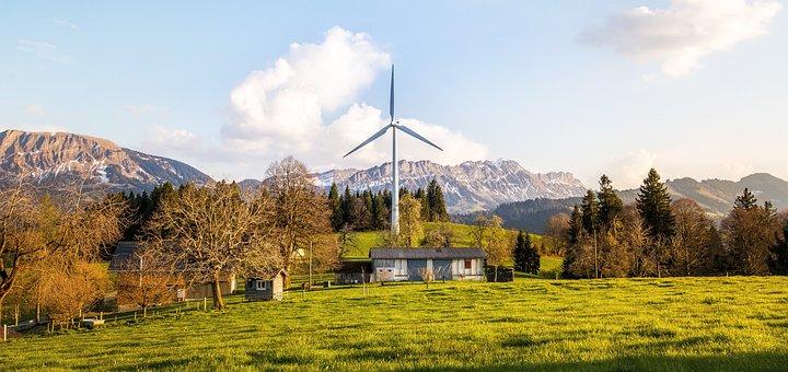 Energía Eólica, Molinillo