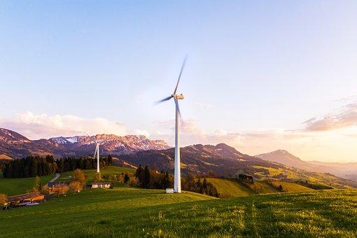 Aerogenerador, Molinillo, Energía Eólica