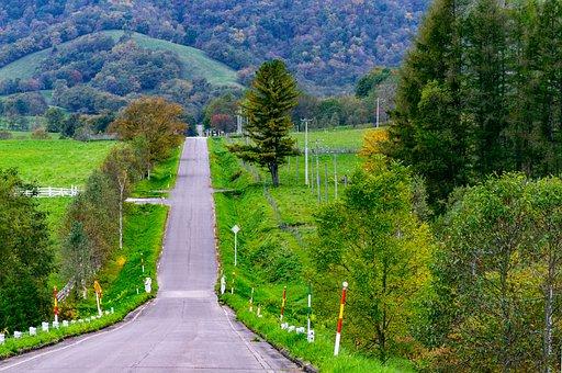 季節別北海道のドライブスポットと北海道のおススメスポット