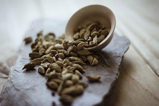 Cardamom, Species, Kitchen, Gastronomy