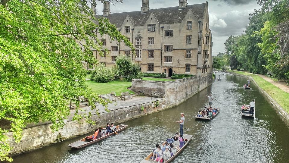 United Kingdom, Cambridge, University