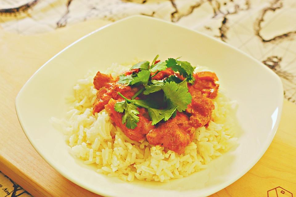 Tikka Masala, Mexican, French, Dish, Indian, Food