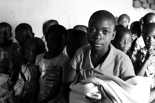 Children Of Uganda, Uganda, Mbale, Kids