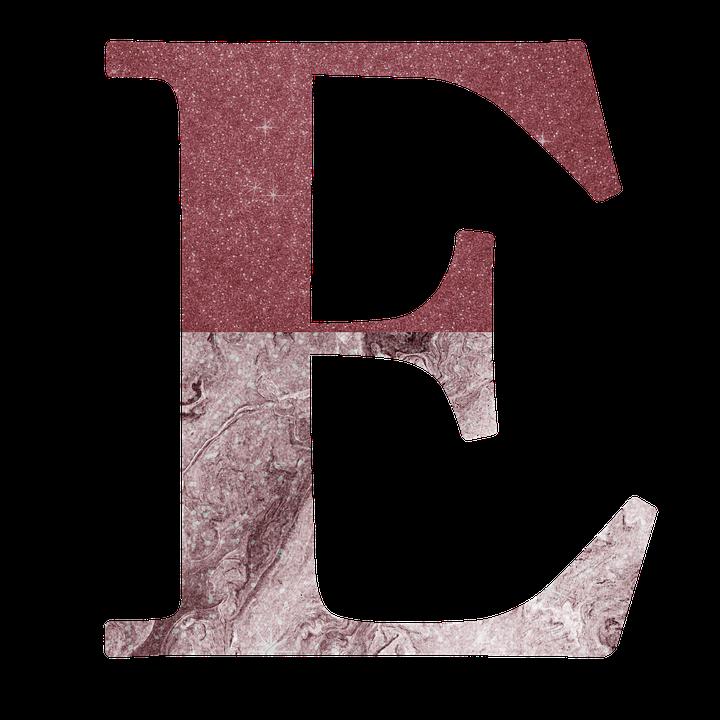 Letter E Alphabet · Free image on Pixabay