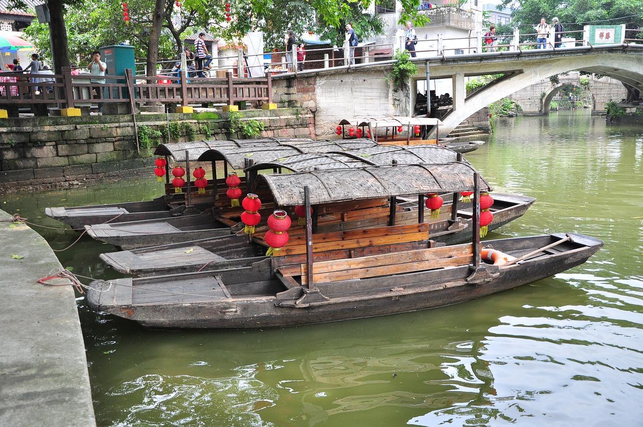 китайские лодки фото скрыть чужие