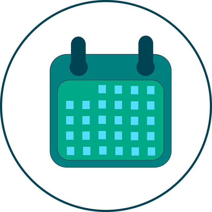 Kalender, Måneder, Dager, Dato, Datoer, Avtale