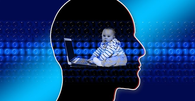 Criança, Homem, A Criança No Manne