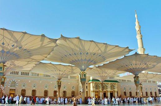預言者, モスク, マスジド, イスラム教, イスラム教徒, 神聖な, 宗教