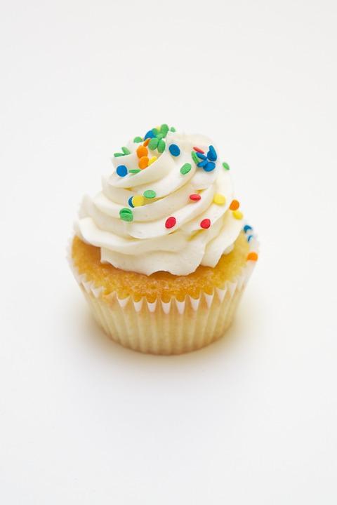 Cupcake Dessert Sprinkles - Free photo on Pixabay