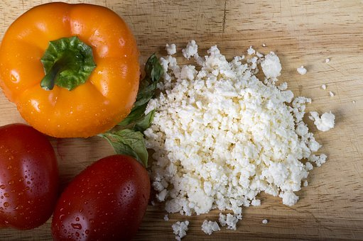 Feta Cheese Cheese Bless You Tomato Health